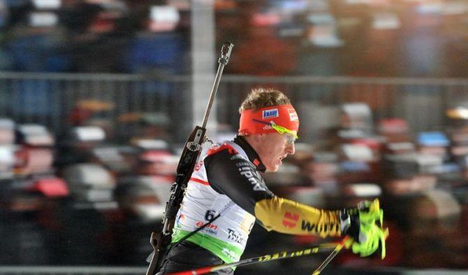Deutsche Biathleten greifen im Sprint wieder an (Foto)