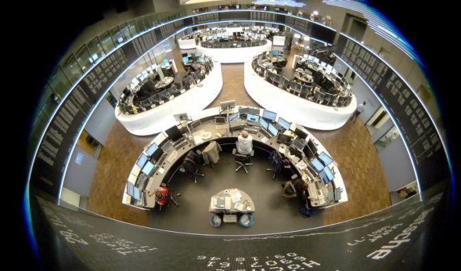 Deutsche Börse und NYSE Euronext wollen fusionieren (Foto)