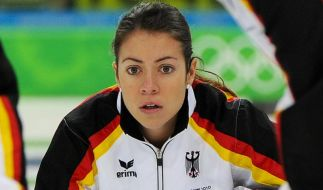 Deutsche Curling-Frauen bei WM mit gutem Start (Foto)