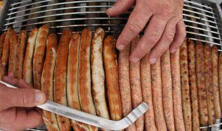 Deutsche essen im Leben mehr als 1000 Tiere (Foto)
