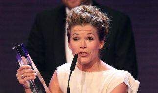 Deutsche Fernsehpreise verliehen (Foto)