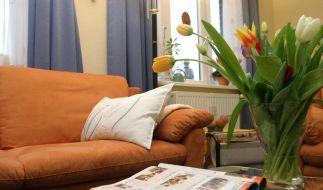 Deutsche haben immer mehr Platz zum Wohnen. (Foto)