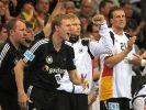 Deutsche Handballer auf Kurs WM 2013 (Foto)