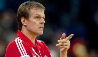 Deutsche Handballer mit lösbarer EM-Qualifikation (Foto)