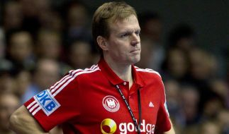 Deutsche Handballer nur mit 15 Spielern in EM (Foto)