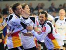 Deutsche Handballer (Foto)