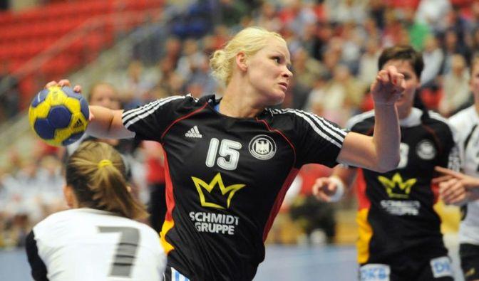Deutsche Handballerinnen verteidigen Platz eins (Foto)