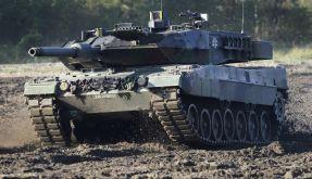 Deutsche Panzer sind im Ausland beliebt. Am Typ Leopard 2 zeigten unter anderem Katar und Indonesien Interesse. (Foto)