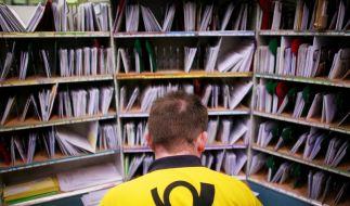 Deutsche Post bekräftigt trotz Steuernachzahlung Prognose für 2012 (Foto)