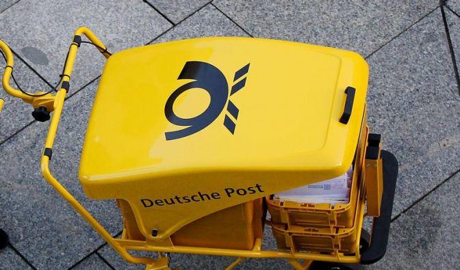 Deutsche Post soll Beihilfen zurückzahlen (Foto)
