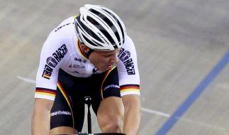 Deutsche Radsportler mit drei Siegen vor Bahn-WM (Foto)