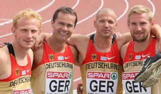 Deutsche Sprintstaffel im Finale - Orth überrascht (Foto)