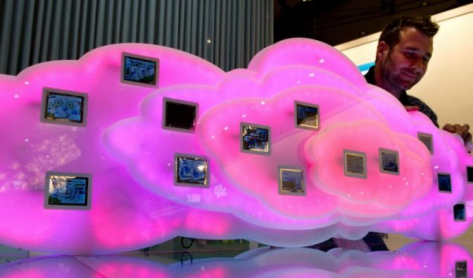 Deutsche Telekom sucht neue Geschäfte in der Cloud (Foto)