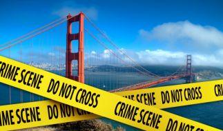 Deutsche Touristin in San Francisco erschossen (Foto)