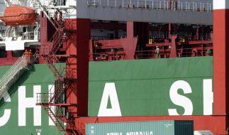 Deutsche Unternehmen glauben an China (Foto)