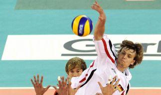 Deutsche Volleyballer verpassen WM-Halbfinale (Foto)
