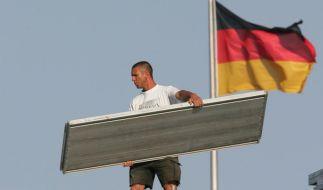 Deutsche Wirtschaft wächst stärker (Foto)