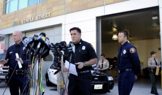 Deutscher als Brandstifter in den USA festgenommen (Foto)