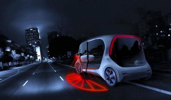 Deutscher Entwickler zeigt Carsharing-Auto in Genf (Foto)