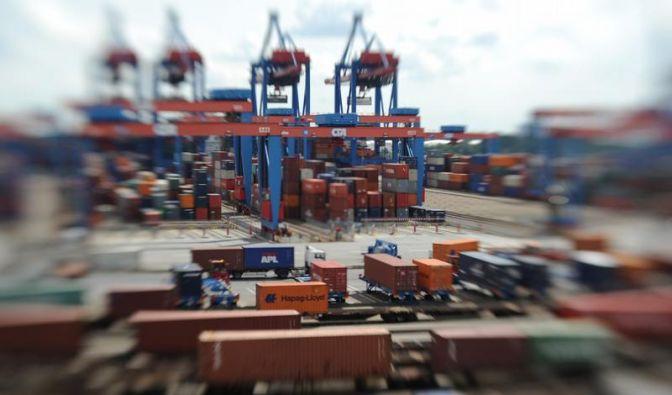 Deutscher Exportmotor läuft wieder auf Hochtouren (Foto)