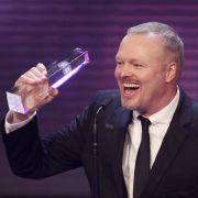 Bester Entertainer und beste Unterhaltung: Stefan Raab erhielt gleich zwei Preise.