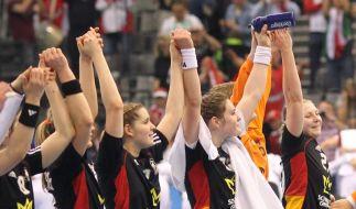 Deutscher Handballbund ohne Interesse an Frauen-EM (Foto)