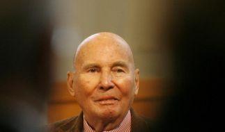 Deutscher Musikautorenpreis für Hans Werner Henze (Foto)