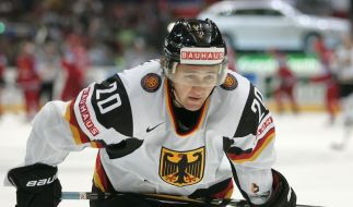 Deutsches Eishockey geschockt - Weltweite Trauer (Foto)