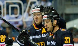 Deutsches Eishockey-Nationalteam für WM gerüstet (Foto)