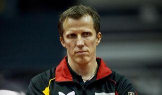 Deutsches Tischtennis-Team enttäuscht in London (Foto)