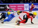 Deutsches WM-Quartett für Shorttrack-WM benannt (Foto)