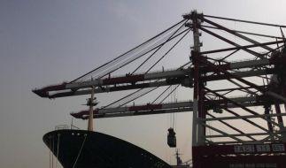 Deutschland 2011 auf Platz drei der Exporteure (Foto)