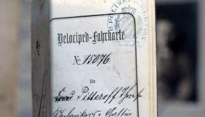 Deutschland feiert 100 Jahre Führerschein (Foto)