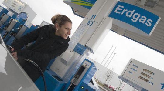 Deutschland hinkt bei Erdgasautos hinterher (Foto)
