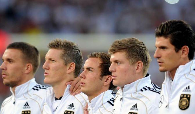 Deutschland in FIFA-Weltrangliste weiter Zweiter (Foto)