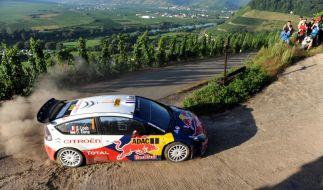 Deutschland-Rallye (Foto)