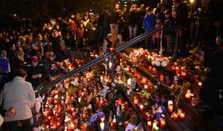 Deutschland reagierte geschockt auf die Kindermorde 2015. (Foto)