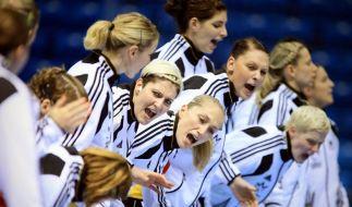 Deutschland richtet Handball-WM der Frauen 2017 aus (Foto)