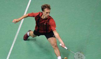 Deutschland startet mit Siegen in Badminton-EM (Foto)