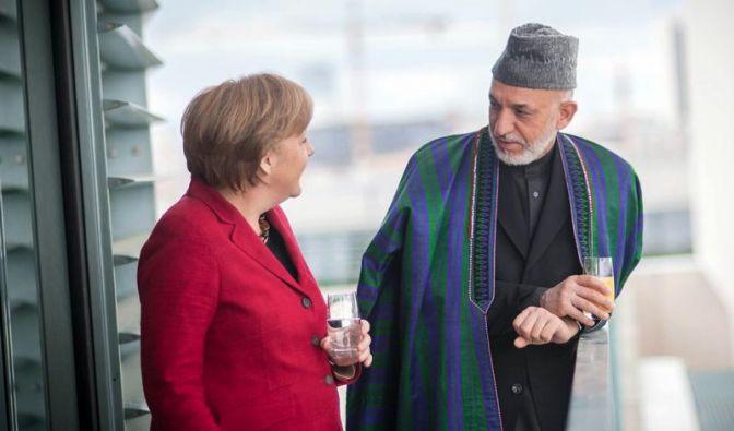 Deutschland und Afghanistan vertiefen Partnerschaft (Foto)