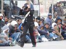 Deutschland gegen Verteilung afrikanischer Flüchtlinge auf EU (Foto)