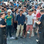 Deutschland verzeichnet höchste Zuwanderung seit 1992 (Foto)