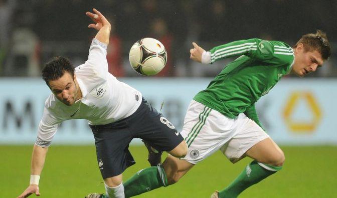 DFB-Auswahl verliert 1:2 gegen Frankreich (Foto)