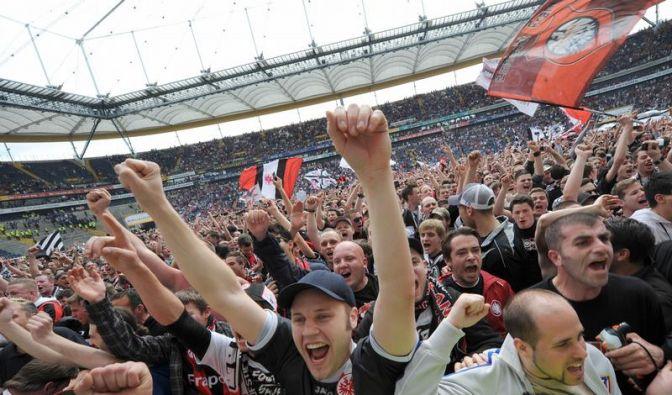 DFB-Bundesgericht mildert Urteil gegen Frankfurt (Foto)