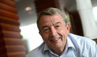 DFB-Chef happy: Niersbach preist Glücksfall Löw (Foto)