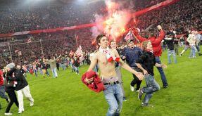 DFB ermittelt nach Skandal-Spiel in Düsseldorf (Foto)