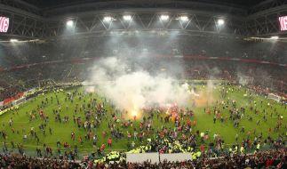 DFB fordert Strafen gegen neun Bundesligisten (Foto)