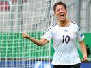 DFB-Frauen wieder mit Bresonik und Grings (Foto)