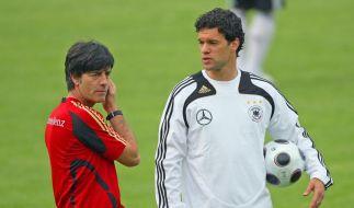 DFB-Konter nach Ballack-Kritik: «Absolut korrekt» (Foto)