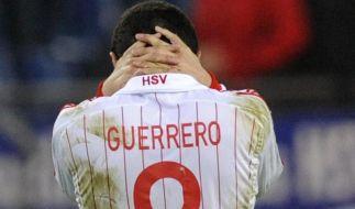 DFB-Kontrollausschuss ermittelt gegen Guerrero (Foto)